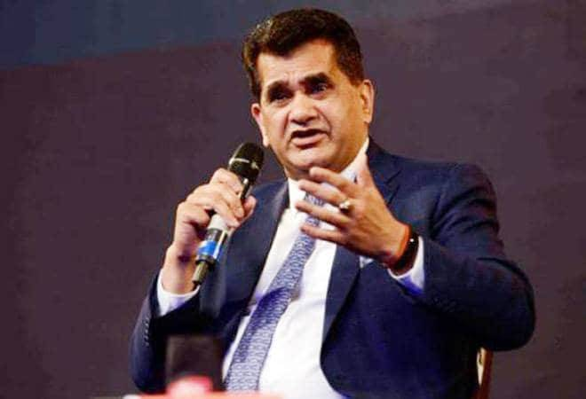 Fintech market in India to expand $31 billion in 2020, says Niti CEO Amitabh Kant