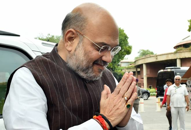 Ayodhya verdict: Amit Shah welcomes SC's ruling; congratulates judiciary for historical judgement