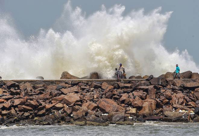 Cyclone Yaas to intensify into 'very severe' cyclonic storm by Monday; alert in Odisha, Bengal