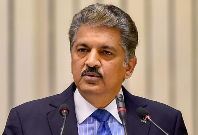 This is how Anand Mahindra will react when COVID-19 pandemic is finally over