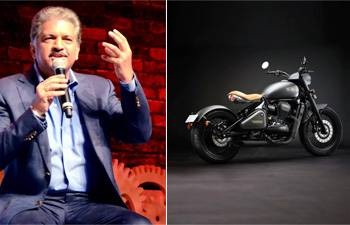 Anand Mahindra reveals why latest Jawa bike was named Perak, video seems taking a dig at rival Bullet