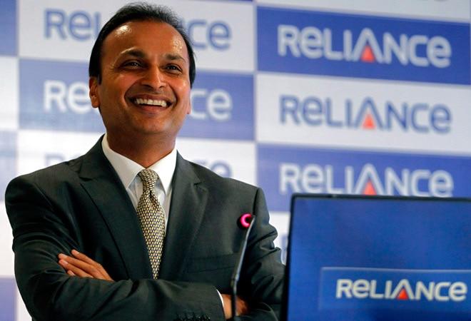 Reliance Group Chairman Anil Ambani
