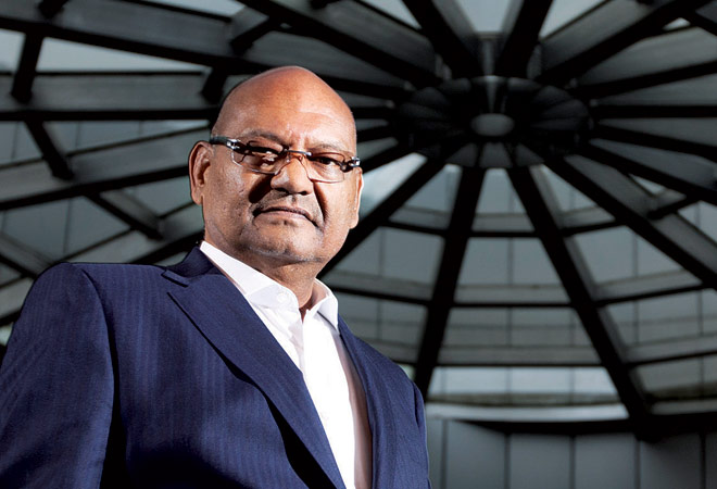 Big plans: Anil Agarwal, Chairman, Vedanta Resources