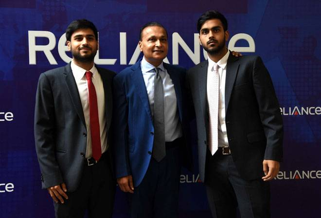 Anil Ambani's sons, Anmol and Anshul, join Reliance Infra board as directors