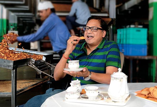 Anmol Bakers MD Gobind Ram Choudhary