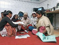 Parivartan, an unregistered �people�s movement� Kejriwal founded in 2000, has been helping thousands of Delhi�s most vulnerable people use the RTI Act