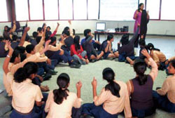 Education holds the promise of developing citizens