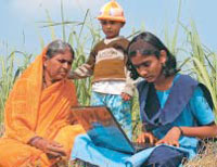 Going rural: India Inc. did just that in 2007