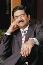 Kumar Mangalam Birla - Chairman, Aditya Birla Group