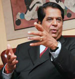 Kamath says Mor has a burning ambition to do social good is one of the finest lateral thinkers in the country
