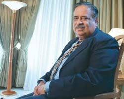 Getting tough: SEBI chief M. Damodaran