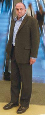 Sanjeev Bikhchandani CEO, Info Edge