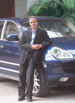Vineet Jain - Managing Director, BCCL