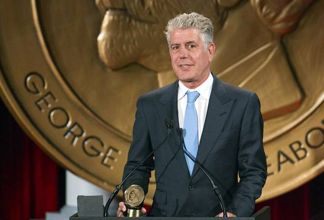 Celebrity chef Anthony Bourdain found dead in a hotel in France