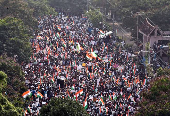 Anti-CAA protests: Thousands take part in 'Million March' in Hyderabad