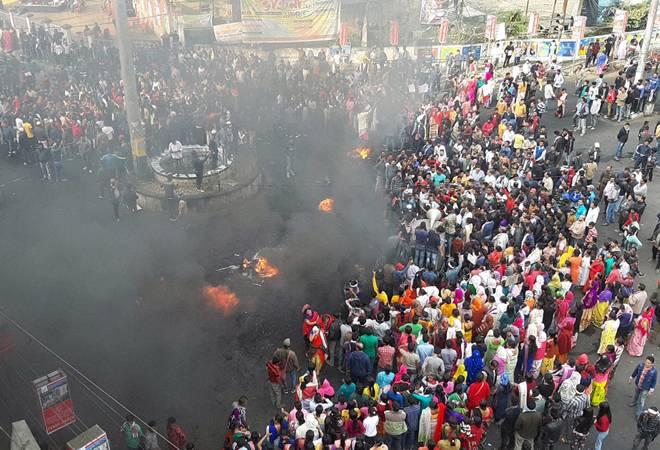 Citizenship Amendment Bill: Army columns deployed in Assam, Tripura amid violent protests