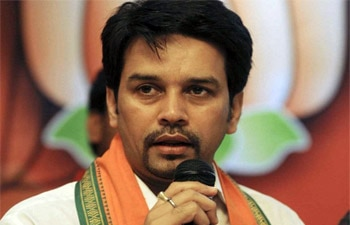 Government ready to evaluate and explore cryptocurrencies: Anurag Thakur