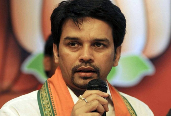 With $590 bn forex reserves, India now 'net creditor': MoS Anurag Thakur