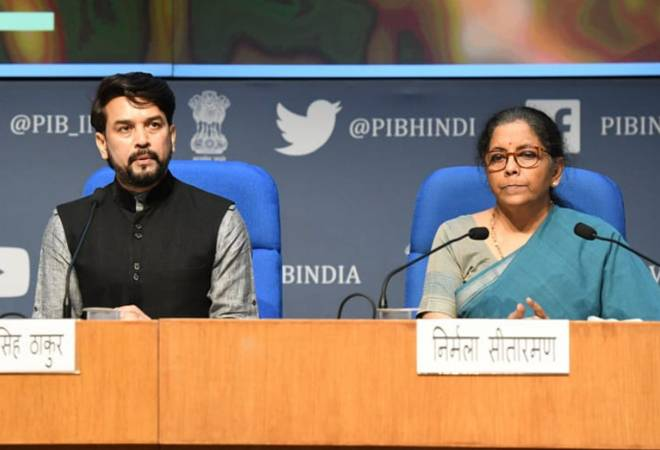 Sitharaman gives breakup of Rs 20 lakh crore relief package; check details