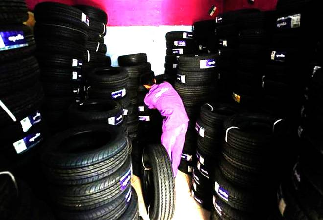 Apollo Tyres Q1 profit skids 44% to Rs 141.6 crore