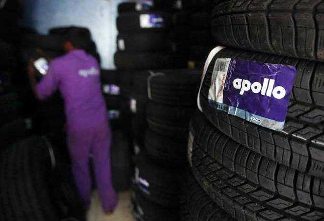 Tyre war: Apollo wants to overtake MRF and become India's largest tyre maker by 2021