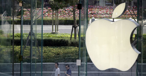 Snag hits Apple iPhone 6 screen production