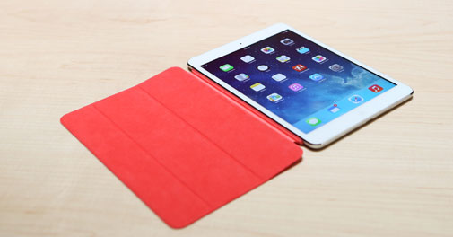 Apple's iPad Air narrows gap with Mini