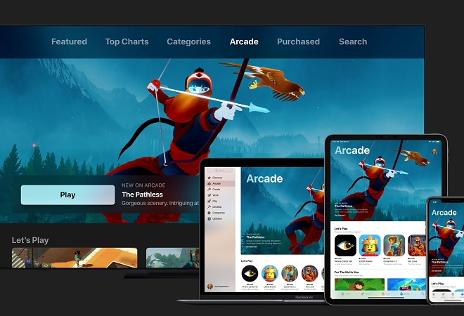 Apple Arcade launched for a monthly subscription of Rs 99