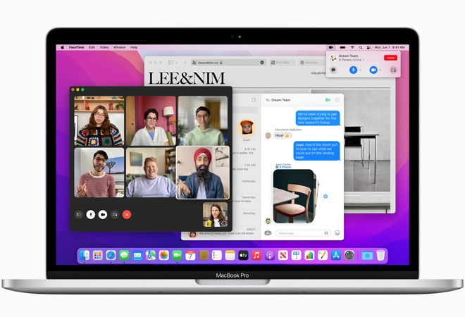 WWDC 2021: Apple previews macOS Monterey; check new features