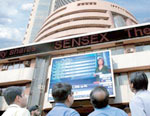 Up or down? It's a tussle between the bulls and bears on the BSE