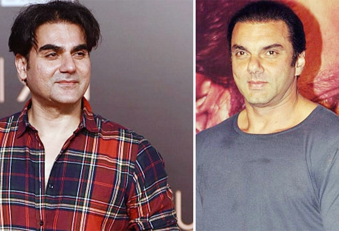 Arbaaz Khan, Sohail Khan and son Nirvaan booked for violation of COVID-19 quarantine rules