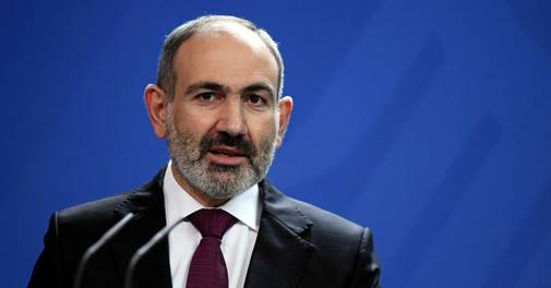 Armenian PM sacks army, security and police chief for setting 'bad example' over lockdown