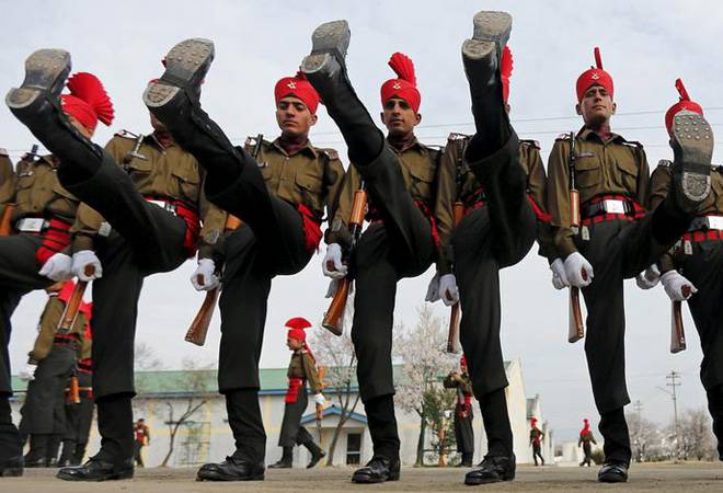 78,291 jobs available in the Indian armed forces; 9,427 officer ranks vacant