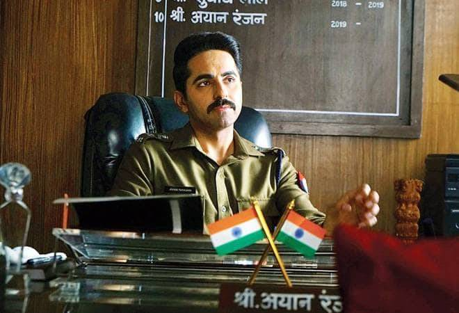 Article 15 Box office collection Day 1: Ayushmann Khurrana's crime drama earns up to Rs 5 crore on Friday