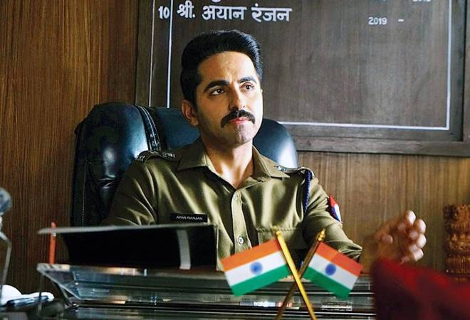 Article 15 releases today; critics, celebs hail performance of Ayushmann Khurrana, Anubhav Sinha