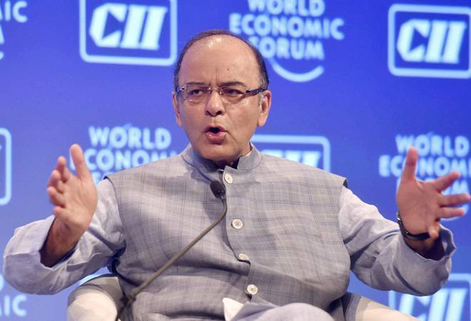 Govt working on rollout of GST from next April: FM Arun Jaitley