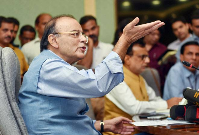 Arun Jaitley says revised GDP growth rate more credible; hits back at Congress' criticism