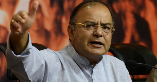 No information from Switzerland on black money: FM