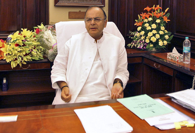 Finance Minister Arun Jaitley has met several people but has not finalised the name