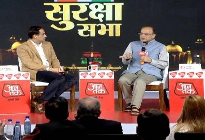 India needs a bigger defence budget for next six-seven years, says FM Arun Jaitley
