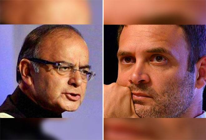 Arun Jaitley's analysis of Rahul Gandhi: 'Hasn't done any business but lives good life, goes on foreign holidays'