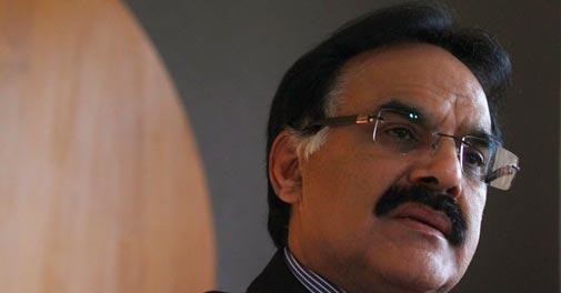 Economic Affairs Secretary Arvind Mayaram