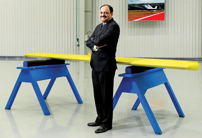 Arvind Mehra, Global CEO of Mahindra Aerospace