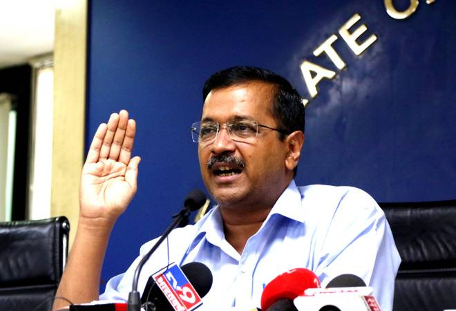Arvind Kejriwal announces waiver of water bill arrears in Delhi; to benefit 13 lakh people