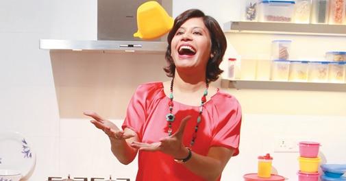Asha Gupta, Managing Director, Tupperware India