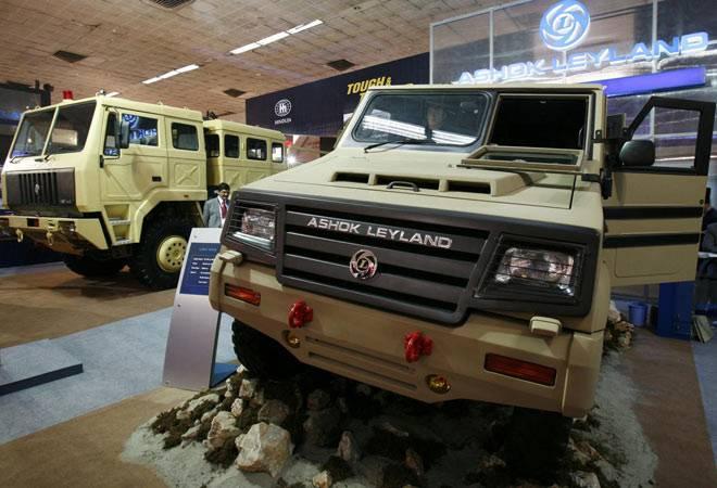 Ashok Leyland sales drop 22% in November