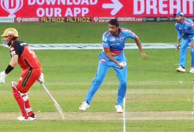 IPL 2020: R Ashwin restrains from 'Mankading', issues first and final warning