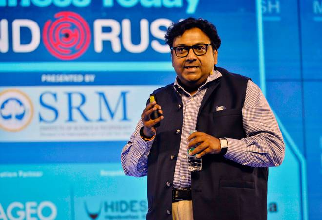 Author Ashwin Sanghi compares mythology and modern business