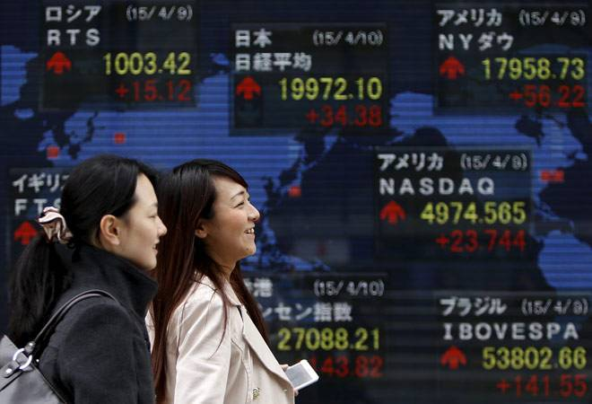 Japan pips China to become world's second-largest stock market