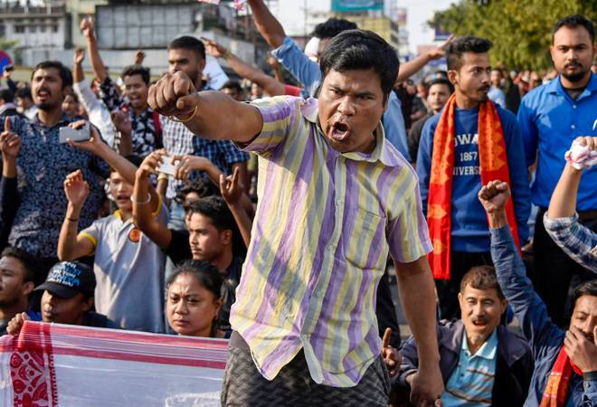 Citizenship Amendment Bill protests: Trains to Tripura, Assam suspended; 12 companies of RPSF dispatched